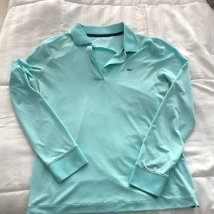 Vineyard vines athletic polo
